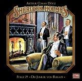 Sherlock Holmes - Die Junker von Reigate, 1 Audio-CD