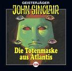 Die Totenmaske aus Atlantis / Geisterjäger John Sinclair Bd.116 (1 Audio-CD)