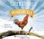 Mordsacker / Klara Himmel Bd.1 (4 Audio-CDs)