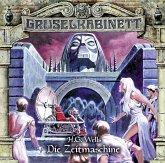 Die Zeitmaschine / Gruselkabinett Bd.123 (Audio-CD)