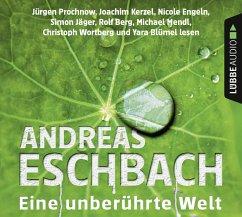 Eine unberührte Welt, 4 Audio-CDs - Eschbach, Andreas