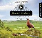 Hamish Macbeth geht auf die Pirsch / Hamish Macbeth Bd.2 (4 Audio-CDs)