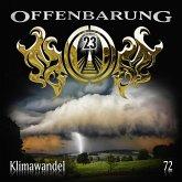 Klimawandel / Offenbarung 23 Bd.72 (Audio-CD)