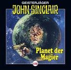 Der Planet der Magier / Geisterjäger John Sinclair Bd.115 (1 Audio-CD)