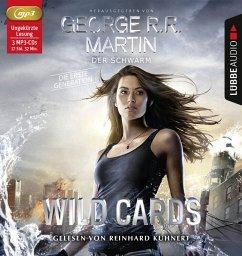 Der Schwarm / Wild Cards. Die erste Generation Bd.2 (3 MP3-CDs)