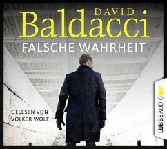 Falsche Wahrheit / Will Robie Bd.4 (6 Audio-CDs) - Baldacci, David