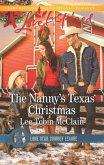 The Nanny's Texas Christmas (Mills & Boon Love Inspired) (Lone Star Cowboy League: Boys Ranch, Book 3) (eBook, ePUB)