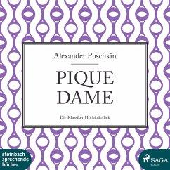 Pique Dame (Ungekürzt) (MP3-Download) - Puschkin, Alexander