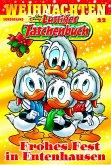 Frohes Fest in Entenhausen / Lustiges Taschenbuch Weihnachten Bd.22 (eBook, ePUB)
