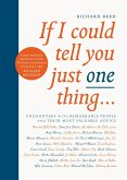 If I Could Tell You Just One Thing... (eBook, ePUB)