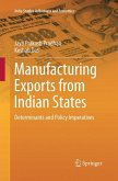 Manufacturing Exports from Indian States