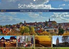 9783665561086 - Klapp, Lutz: Schwalmstadt - Mittelpunkt des Rotkäppchenlands (Wandkalender 2017 DIN A2 quer) - کتاب