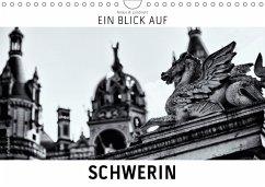 9783665561109 - Lambrecht, Markus W.: Ein Blick auf Schwerin (Wandkalender 2017 DIN A4 quer) - Buch