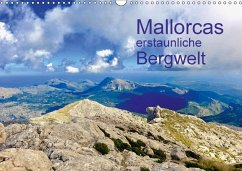 9783665560614 - Werner, Reinhard: Mallorcas erstaunliche Bergwelt (Wandkalender 2017 DIN A3 quer) - Buch
