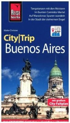 Reise Know-How CityTrip Buenos Aires - Christen, Maike