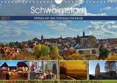 9783665561062 - Klapp, Lutz: Schwalmstadt - Mittelpunkt des Rotkäppchenlands (Wandkalender 2017 DIN A4 quer) - Buch