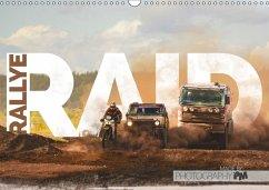 9783665560836 - Meischner, Patrick: RALLYE RAID (Wandkalender 2017 DIN A3 quer) - کتاب