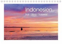 9783665560232 - Werner, Reinhard: Indonesien. Bali - Java - Sulawesi (Tischkalender 2017 DIN A5 quer) - Buch