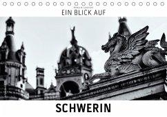 9783665561130 - Lambrecht, Markus W.: Ein Blick auf Schwerin (Tischkalender 2017 DIN A5 quer) - کتاب