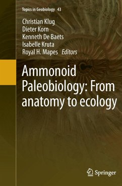 Ammonoid Paleobiology: From anatomy to ecology