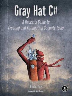 Gray Hat C# - Perry, Brandon