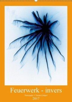 9783665560584 - KNÖPPEL, Thomas: Feuerwerk - invers (Wandkalender 2017 DIN A2 hoch) - کتاب