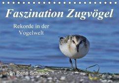 9783665561406 - Schaack, René: Faszination Zugvögel - Rekorde in der Vogelwelt (Tischkalender 2017 DIN A5 quer) - Buch