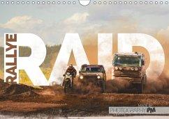 9783665560829 - Meischner, Patrick: RALLYE RAID (Wandkalender 2017 DIN A4 quer) - Buch