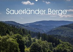 9783665561369 - Rein, Simone: Sauerländer Berge (Wandkalender 2017 DIN A2 quer) - Buch