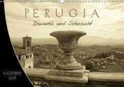 9783665560294 - Yerokhina, Kateryna: Perugia. Romantik und Sehnsucht. (Wandkalender 2017 DIN A3 quer) - کتاب