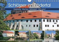 9783665560089 - Dudziak, Gerold: Schlösser im Rödertal (Wandkalender 2017 DIN A4 quer) - کتاب
