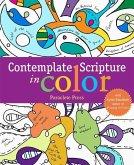 COLOR BK-CONTEMPLATE SCRIPTURE