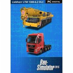 Bau-Simulator 2015 - DLC 6 - Liebherr LTM 1300 ...