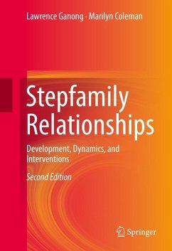 Stepfamily Relationships (eBook, PDF) - Coleman, Marilyn; Ganong, Lawrence