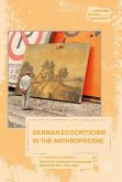 German Ecocriticism in the Anthropocene