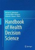 Handbook of Health Decision Science (eBook, PDF)