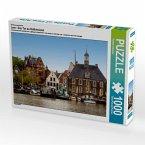 Ein Motiv aus dem Kalender Leer - Das Tor zu Ostfriesland (Puzzle)