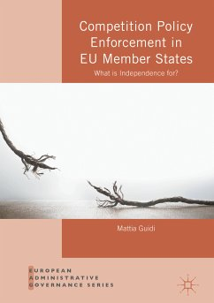 Competition Policy Enforcement in EU Member States (eBook, PDF)