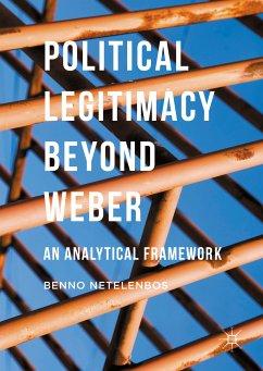 Political Legitimacy beyond Weber (eBook, PDF)