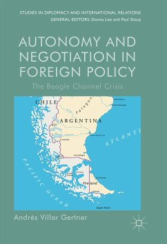 Autonomy and Negotiation in Foreign Policy (eBook, PDF)