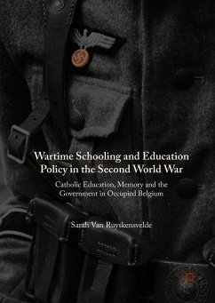 Wartime Schooling and Education Policy in the Second World War (eBook, PDF)