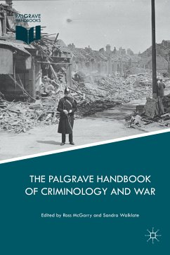 The Palgrave Handbook of Criminology and War (eBook, PDF)