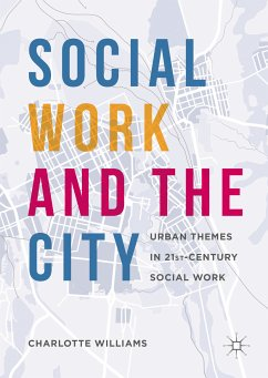 Social Work and the City (eBook, PDF)