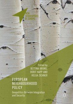 European Neighbourhood Policy (eBook, PDF)