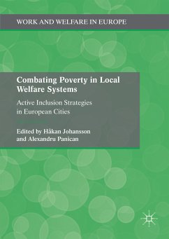 Combating Poverty in Local Welfare Systems (eBook, PDF) - Panican, Alexandru; Johansson, Håkan