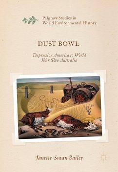 Dust Bowl (eBook, PDF) - Bailey, Janette-Susan