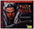 Star Wars Rebels - Undercover beim Feind / Die Zukunft der Macht, Audio-CD