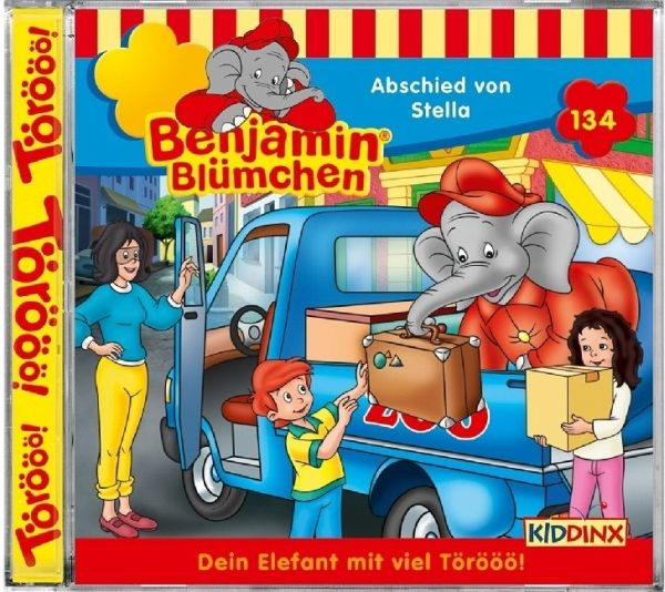 Benjamin Blümchen Stella