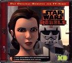 Star Wars Rebels - Das Geheimnis des Gefangenen X10 / Eine Prinzessin auf Lothal, Audio-CD