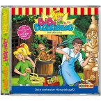Bibi Blocksberg - Der Affe ist los!, Audio-CD
